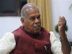 मांझी का आरोप, 'नीतीश ने बिहार निवास को गंगा जल से धुलवाया' - See more at: http://khabar.newspostlive.com/Description/?NewsID=1119#sthash.cAVIb3nZ.dpuf