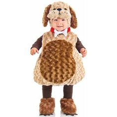 puppy boysu0027 toddler halloween costume size 18 24 months multicolor