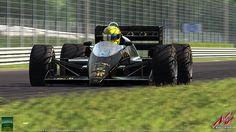 Classic Team Lotus 98T