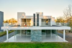 Paired Residences by Estudio A+3