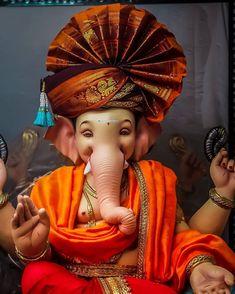 Shri Ganesh Images, Hanuman Images, Ganesha Pictures, Krishna Images, Jai Ganesh, Ganesh Lord, Shree Ganesh, Ganesha Art, Ganesh Chaturthi Status