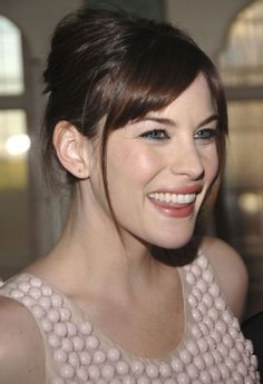 """Welcome to Loving Liv Tyler! Liv Tyler (born July is an American actress, best known for her role as Arwen in """"The Lord of the Rings"""" trilogy. Liv Tyler, Beautiful Celebrities, Beautiful Actresses, Beautiful People, Arwen, Steven Tyler Aerosmith, Lord, Hair Again, Models"""