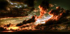 Photograph Atlantic Ocean Sunset by Srinivasan Venkatarajan on 500px