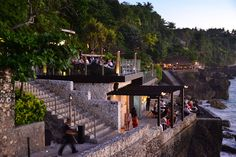 Rock Bar Bali - An Amazing Spot to Enjoy Sunset & Cocktail