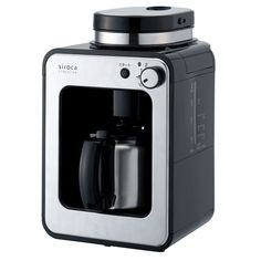 siroca crossline 全自動コーヒーメーカー STC-501