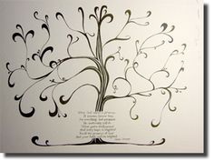 Simple Family Tree Designs | ... Family - Custom Designed Family Trees and Free Family Tree Templates