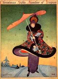 George Plank, Vogue, December 1913