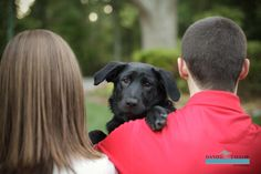 engagement pictures with dog | Botanical Gardens Engagement with Dog-9