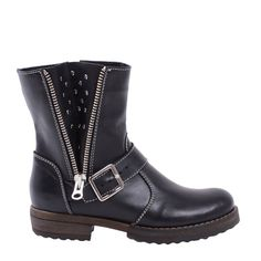 Ghete dama piele Military. Recomandă-le prin Happy Share și primești 4% comision din vânzările generate. Fashion Shoes, Biker, Boots, Projects, Shearling Boots, Blue Prints, Heeled Boots, Shoe Boot, Tile Projects