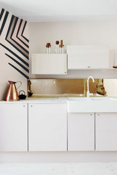 Ginger & Smart paint a fashionable picture with home makeover - Vogue Living