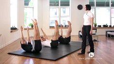 Pilates Mat Básico en Español WORKOUT