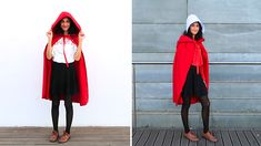 "DIY Super Simple ""The Handmaid's Tale"" Inspired Bonnet | DIY Halloween Costume"