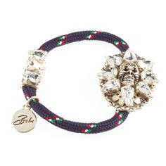 Bracelet By Bibi Bijoux. Available in different colours. Look for more at the BijouxStore