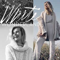 Shop a full selection of White Wonderland plus get fashion tips from FP Me stylists worldwide!