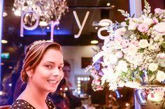 Noiva: Thais Cabelo: Leandra Ribeiro Acessório: Carmen Nazar Vestido: Aline Ciafrino Foto: F2 fotografia #makeup #noiva #beauty #dianoiva #vemproprya #prya #belezadanoiva #Noivasrio