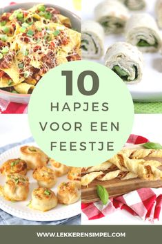 E-mail - Arlette Kenis - Outlook Falafel Wrap, No Bake Snacks, Snacks Für Party, Strudel, Lunch Wraps, High Tea, Food Photo, Finger Foods, Food Inspiration