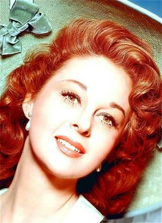 Susan Hayward - you won't find a more beautiful or talented actress of this era. She was the best!