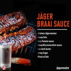Jager Braai Sauce!