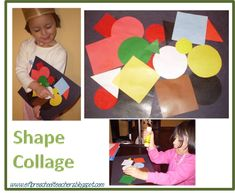 Shapes Bowling: Get a bowling set, add Velcro to each pin and cut out of construction paper the shapes that you working on( add Velcro. Preschool Activities, Preschool Teachers, Shape Collage, Math Intervention, Construction Paper, Student Teaching, Kindergarten Math, Kids Rugs, Bowling