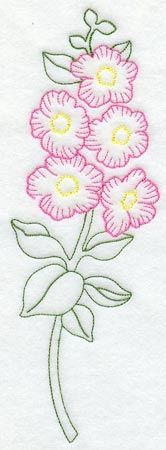 Vintage Embroidery Designs Machine Embroidery Designs at Embroidery Library! Rose Embroidery, Hand Embroidery Patterns, Vintage Embroidery, Embroidery Applique, Machine Embroidery Designs, Embroidery Stitches, Lazy Daisy Stitch, Embroidery Transfers, Machine Applique