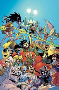 TEEN TITANS GO!: TITANS TOGETHER | DC Comics