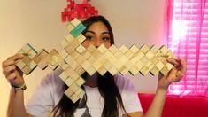 IHasCupquake: Minecraft Diamond Sword - DIY GG