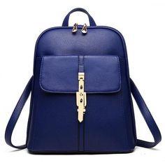 Women Backpack Purse Rucksack Leather Travel Shoulder Bag