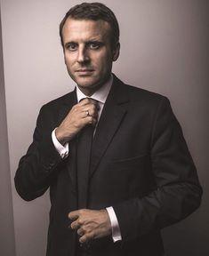 Beaux Couples, Emmanuel Macron, Mcqueen, Suit Jacket, Blazer, Suits, Animal Crossing, Jackets, Men