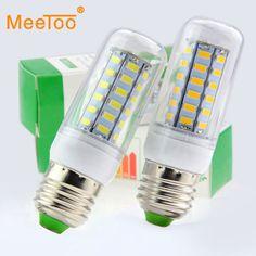 2017 Newest E27 CFL5W-30W Led Bulb Lamp AC220V Lampada de led Refletor White/Warm White Bombillas Led For Home Lighting Foco led