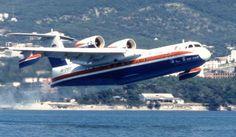 China compra hidroaviões russos Be-103