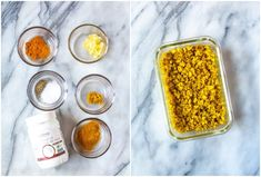 This post will show you how to create Cauliflower Rice 5 Ways - there are Mexican, Hawaiian, Greek, Indian and Asian flavours for this low carb side dish! Best Cauliflower Rice Recipe, Indian Cauliflower, How To Make Cauliflower, Healthy Meals To Cook, Healthy Recipes, Healthy Food, Deli Ham, Low Carb Side Dishes