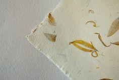 ART-PAPIER Czerpalnia Papieru Flawiusz Pietrzyk - Papier ręcznie czerpany ze słonecznikiem