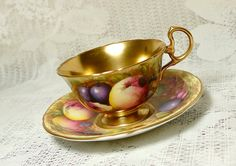 Teacup Lover's Treasury by featuring 1492collection on Etsy