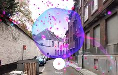 """This year, for the first time and as part of the very first edition of the """"KIKK in Town"""", we built our first augmented reality art exhibit, composed of 7 Futuristic Technology, Cool Technology, Medical Technology, Energy Technology, Technology Gadgets, Ar Reality, Augmented Virtual Reality, Sea Level Rise, Selling Art"""