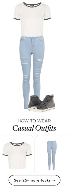 """Just Outfits: Casual"" by marymh on Polyvore"
