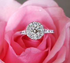 Hearts on Fire Diamond Engagement Ring Fine Jewelry, Jewellery, Fire Heart, Bvlgari, Luxury Jewelry, Luxury Branding, Diamond Engagement Rings, Diamond Jewelry, Jewelry Collection