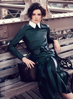 Anne V for Tatler Hong Kong by Lara Jade