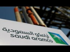 Saudi Aramco reveals details of its upcoming initial public offering from its headquarters in Dhahra - YouTube