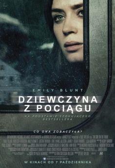 """""""Dziewczyna z pociągu"""" – thriller psychologiczny brytyjskiej pisarki Pauli Hawkins #dziewczynazpociągu #thrillerpsychologiczny #ekaranizacjapowieści #kinoitelewizja"""