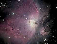 The Orion Nebula  from leeshelp