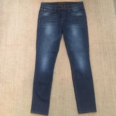 Joe's Skinny Jeans Dark wash. Curvy skinny fit. Slightly more room in the thigh. Never worn, no tags. Joe's Jeans Jeans Skinny