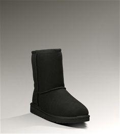Uggs - love my black UGGS -- so soft, warm & comfortable!