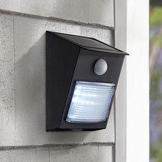 "Barrera 5"" High Dusk to Dawn Solar LED Security Light"