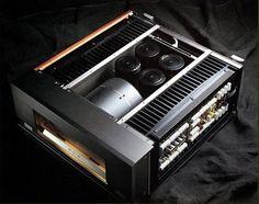 1988 Yamaha MX10000 Centennial Series power amp