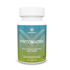 PhytoMatrix® - The PhytoMatrix caplets are superior because of how their minerals are sourced: using hydroponics. Formulated without synthetic or chemically derived dietary ingredients to deliver many of the natural vitamins and plant-sourced minerals you need.