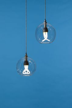 Plumen in Fritz Fryer Hereford Clear Glass Globe Light