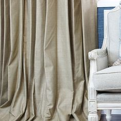 Luxury Custom Hand Woven Silk Drapes on Sale | DrapeStyle | 800-760-8257