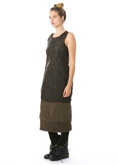 Wendekleid von RUNDHOLZ DIP http://dagmarfischermode.de #rundholz #dip #designer #german #fashion #style #stylish #styles #outfit #shopping #lagenlook #oversize #dagmarfischermode #shop #outfit #cool #autumn #fall #winter #mode #extravagant