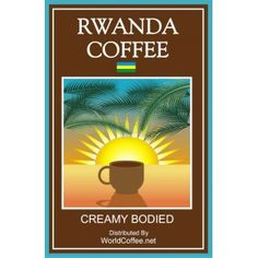 Rwanda Coffee. A creamy bodied coffee that is delicate with a pleasant aroma , with a hint of citrus. It has a fine acidity and leaves a caramel aftertaste.