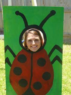 The Very Grouchy Ladybug. Ladybug Crafts, Ladybug Party, Ladybug 1st Birthdays, First Birthdays, 4th Birthday Parties, Baby Birthday, Birthday Ideas, Lady Bug, Eric Carle